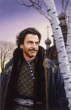 Peter the Great (Maximilian Schell).    December 8, 1930 - February 1, 2014