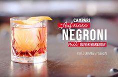 Bitter Beats Boring - Der Drink Trend 2016   Auf einen Negroni mit Oliver Mansaray vom Katz Orange in Berlin   Atomlabor Blog   Dein Lifestyle Blog aus Wuppertal