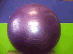 55 cm Anti-Burst Stability Exercise Ball http://www.sunshineyoga.com/fitness-stability-exercise-balls-55.html