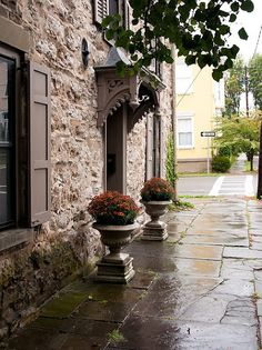 Cool Chic Style Fashion: Lifestyle & Living : Old stone house, Kingston - New York