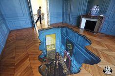 Парни Джо Хилл и Макс Лоури, известные как 3D Joe и Max, прославились своими поистине впечатляющими рисунками.