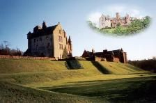 Skelmorlie Castle - Scotish Montgomery heritage
