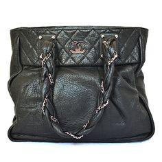 3ffc12957f6b Chanel Calfskin Leather Tote Bag  chanel  fashion  handbags Chanel Fashion