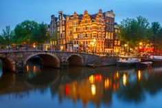 Lined with boats and bicycles, Amsterdam's many canals have drawn tourists through the ages. But the Brouwersgracht, located a little more than half a mile northwest of the central train station, just might be the most picturesque in the Dutch capital.