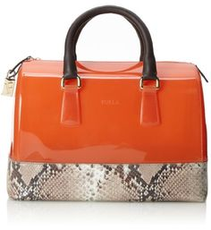 Furla Candy M Satchel with Pitone Print Top Handle Bag,Vitamina/Miele,One Size FURLA,http://www.amazon.com/dp/B00DQYMYHE/ref=cm_sw_r_pi_dp_FakGtb16GBR59YK0
