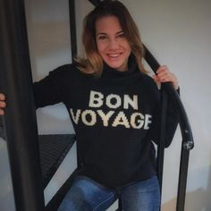 Bon Voyage means have a nice trip! Today as I wish you an amazing journey and safe travels through the holidays for me it marks the beginning of my next transformational journey. I just finished at 3-day body class and feel fresh and renewed to wake up to really being present for the holidays. If I could bottle it I'd send some your way! So please take a little dose ... and a bigger dose will be up on the blog at RealRawYou.com  . What's your travel plans? Excited? Not excited :(…