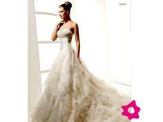 Vestido de novia, princesa, novia