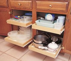 Company that sells the shelves instead of having to buy custom cabinets. kitchen shelves pantry shelves pull out sliding shelf kitchen cabinet roll out storage bathroom pantry pullout slideout shelving rollout shelfs rolling Kitchen Pantry Cabinets, Kitchen Cabinet Organization, Diy Cabinets, Kitchen Shelves, Kitchen Storage, Bathroom Cabinets, Bathroom Storage, Cabinet Organizers, Kitchen Drawers