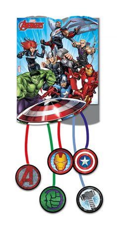 Avengers- pinjata Thor, Kino Film, The Avengers, Infinity War, Hulk, Ferris Wheel, Party, Frozen, Marvel
