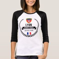 #Lyon T-Shirt - #travel #clothing