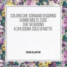 #quoteoftheweek #edgarallanpoe #thecolorsoup #lilla
