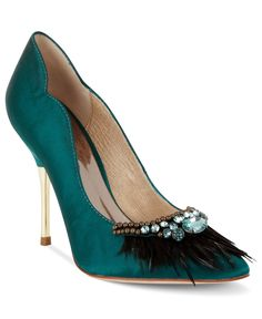 Love these!!!    ABS by Allen Schwartz, Tosca Pumps - Evening & Bridal - Shoes - Macy's
