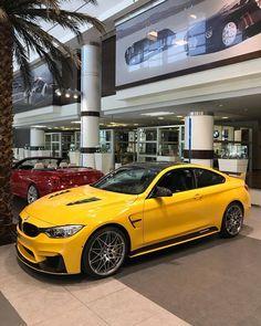 Mercedes Yellow Bumblebee