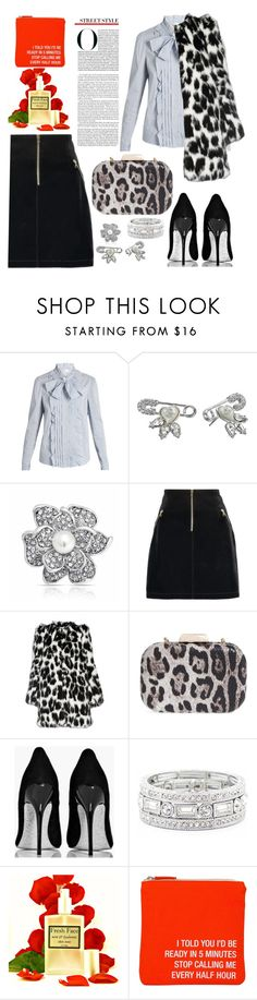 """""""Street Style"""" by felicitysparks ❤ liked on Polyvore featuring RED Valentino, Vivienne Westwood, Bling Jewelry, Sandro, Marc Jacobs, Natasha Couture, Boohoo, Sole Society and About Face Designs"""