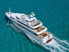 Nothing wrong with dreaming BIG!!!  harbour island luxury yacht sales