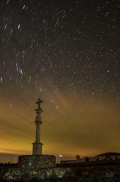 stars on camino de santiago