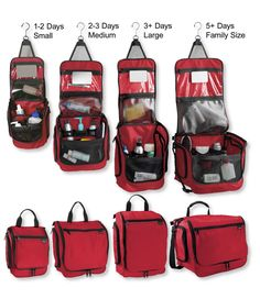 4c4f9ad202 7 Best Travel toiletry bag! images