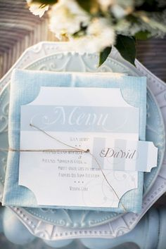 brides of adelaide magazine baby blue wedding outdoor decoration