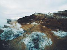 Hverir Fields by daniel-casson1. Please Like http://fb.me/go4photos and Follow @go4fotos Thank You. :-)