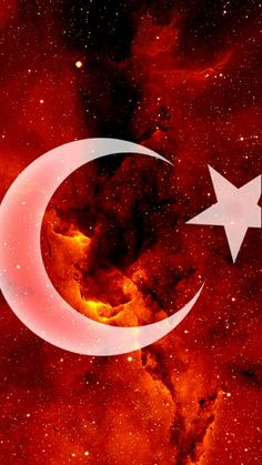 Bayrak 4k Wallpaper Iphone, Galaxy Wallpaper, Turkey Flag, Most Beautiful Wallpaper, Great Backgrounds, Airbrush Art, Morning Images, Background Images, Cool Pictures