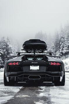 Lamborghini Strange but interesting