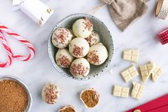 Speculoos truffles are spiced, creamy and decadent treats. They are perfect one-bite desserts for Christmas parties and to fill Christmas stockings!