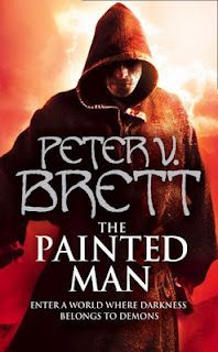 The stunning debut fantasy novel from author Peter V. The Painted Man, book one of the Demon trilogy, is a captivating and thrilling fantasy adventure, pulling the reader into a world of demons, darkness and heroes. Fantasy Faction, Books To Read, My Books, Afraid Of The Dark, Neil Gaiman, Fantasy Books, Fantasy Series, Steve Jobs, Great Books