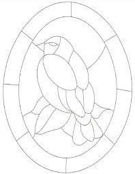 Image result for dibujo de pajaro para mosaico
