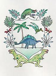 ORIGINAL ART | rrdesign Rachel Rogers, Watercolor And Ink, Cartoon Drawings, Rooster, Original Art, Monogram, The Originals, Painting, Animals