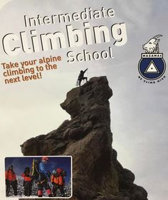 Are you itching to take your alpine climbing skills to the next level but not sure how? Look no further! The Mazamas are having an Intermediate Climbing School info night on June 26th at 6:30pm. Check out their website mazamas.org for the complete lowdown. . . . #mazamas #mazamaspdx #alpineclimbing #climbing #pnwonderland #upperleft #traveloregon #exploregon #oregonexplored #oregon #portland #pnw #pnwisbeautiful #usoutdoor #snowwaterland