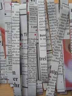 Die Herstellung von Papiergarn hat eine laaaaaange Tradition. Auch aus Zeitungspapier lässt sich ganz einfach ein verblüffend schönes Recycling-Papiergarn herstellen. Damit kann man Geschenke umwickeln und sogar häkeln oder stricken. Eine Seite deiner Tageszeitung reicht für ca. 10m Zeitungsgarn. Tja, … weiterlesen