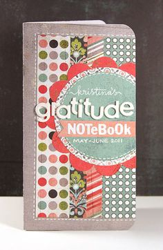How-To Video: Gratitude Notebook