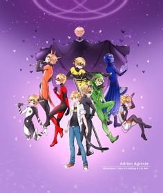 Adrien with different Miraculouses Which one is your favorite? Ladybug Kwamis, Ladybug Comics, Ladybug Crafts, Les Miraculous, Adrien Miraculous, Miraculous Ladybug Wallpaper, Miraculous Ladybug Fan Art, Lady Bug, Ladybug Und Cat Noir