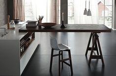 На фотографии мебель для кухни Alta Corte MODERNO CUCINE Eco Lab 2/9 (3)