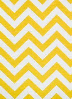 zig zag yellow