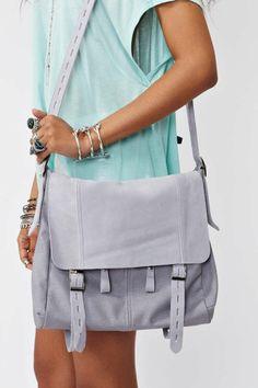 In Line Messenger Bag