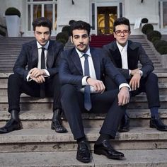 Il Volo ... What is it about young Italian men with stunning voices?