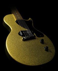 Gibson Custom Shop 1957 Les Paul Junior Reissue - Gold Sparkle