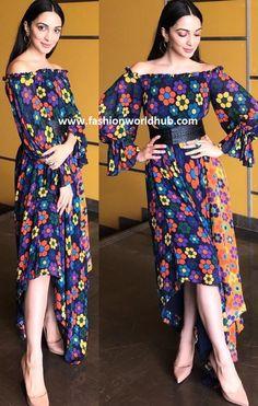 Kiara Advani in Urvashi Joneja   Fashionworldhub