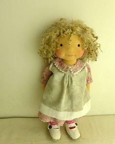 """AISA  18"""" doll   by Dearlittledoll"""
