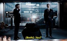 Mr. Holmes!