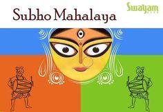 Wishing You Happy and Blessed Mahalaya. #Mahalaya