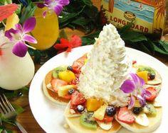 Hawaiian Pancake&Dining Makani パンケーキ