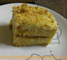 DRIE-LAGIE MELKTERT MET VARIASIE Custard Recipes, Tart Recipes, Dessert Recipes, Desserts, Dessert Ideas, Sweet Pie, Sweet Tarts, Low Carb Soup Recipes, Cooking Recipes