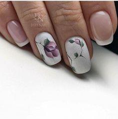 Nails floral 50 Beautiful Floral Nail Designs For Spring - Page 29 of 50 50 Beautiful Floral Nail Designs For Spring - Page 29 of 50 - Chic Hostess Cute Spring Nails, Cute Nails, Pretty Nails, Acrylic Nail Designs, Nail Art Designs, Acrylic Nails, Nails Design, Dream Nails, Nail Designs Spring