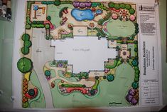 Landscape Architecture - traditional - drawings - atlanta - Elements Landscape LLC. landscape design plan.