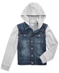 8441cb672 132 Best Boy s Denim Jacket images
