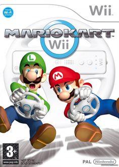 Wii - Mario Kart Wii