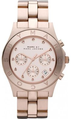 Buy the Blade Chronograph Watch by Marc by Marc Jacobs Watches from JULES B today. Check out our range of Marc by Marc Jacobs Watches and enjoy excellent customer care. Marc Jacobs Uhr, Marc Jacobs Watch, Daniel Wellington, Blade And Rose, Jewelry Accessories, Fashion Accessories, Jewelry Logo, Outfit Essentials, G Shock
