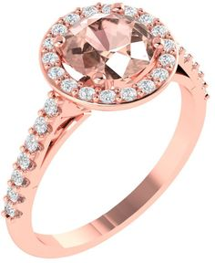 Vintage wedding ring in rose gold - OMG this is gorgeous! #ad #rosegold #vintagewedding #vintagefashion